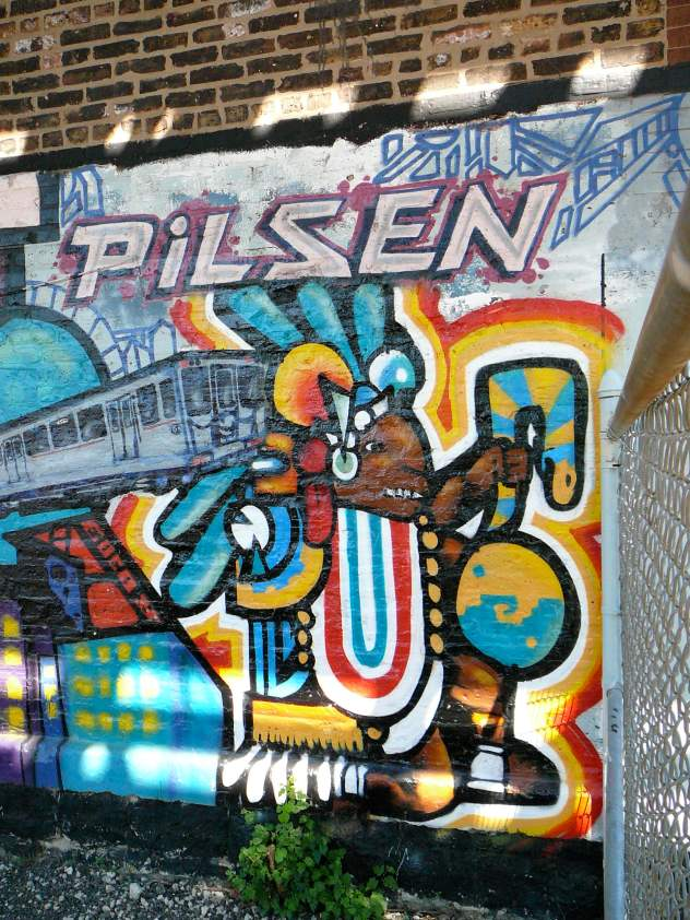 Pilsen at TRP