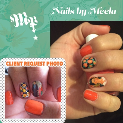 Nails by #Meela312