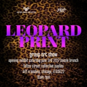 LeopardPrint_GroupArtShow