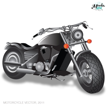 VectorArt_Motorcycle_Meela312
